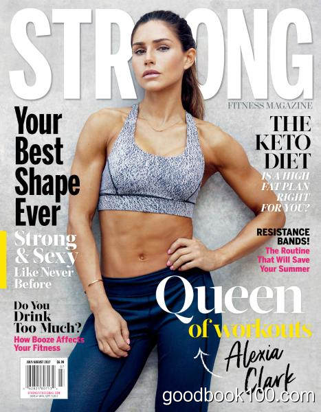 Strong Fitness – July-August 2017