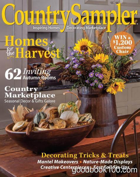 Country Sampler – September 2017