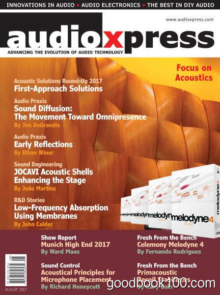 audioXpress – August 2017