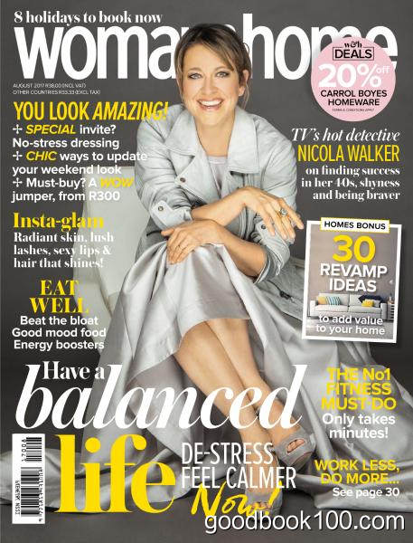Woman & Home South Africa – August 2017