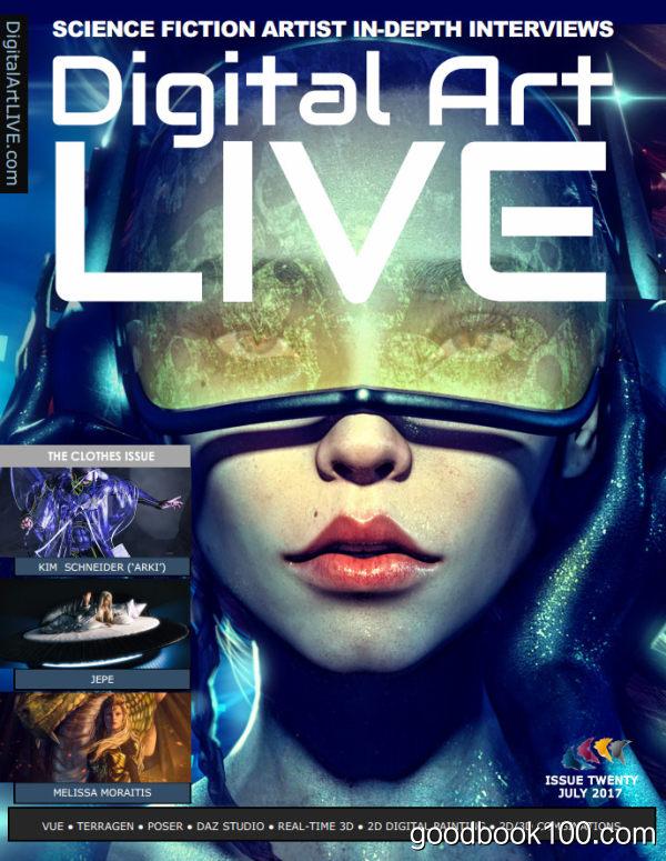 Digital Art Live – Issue 20, July 2017