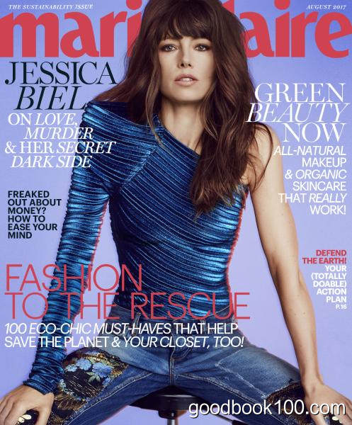 Marie Claire USA – August 2017