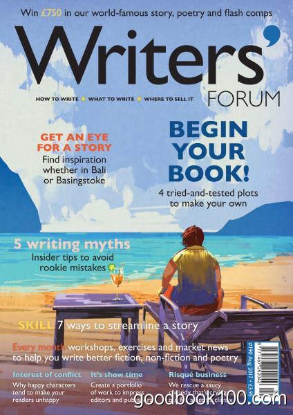 Writers' Forum – August 2017
