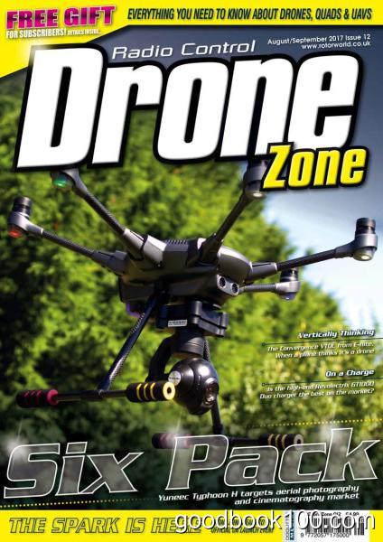 Radio Control Dronezone – August-September 2017