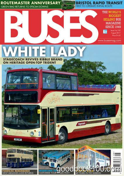 Buses Magazine – August 2017