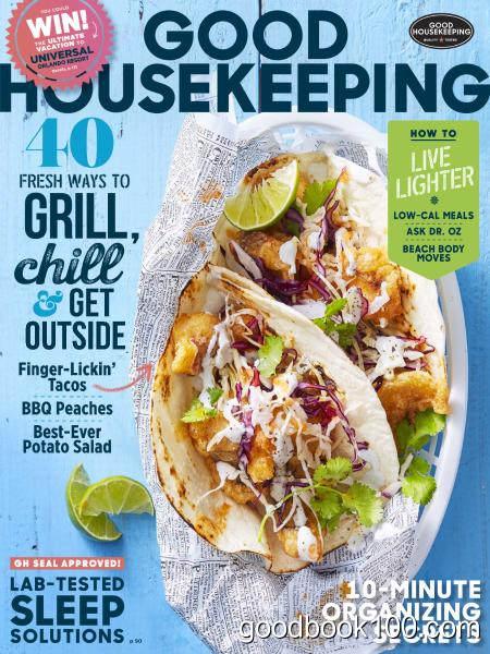 Good Housekeeping USA – August 2017