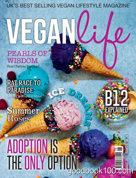 Vegan Life – August 2017