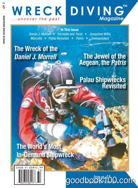 Wreck Diving Magazine – Issue 41 2017