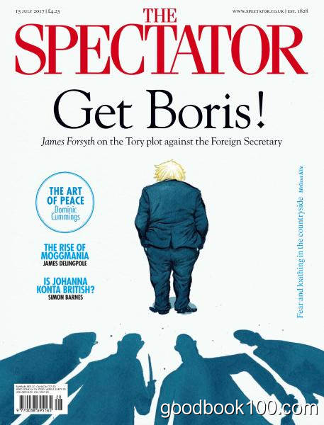 The Spectator – 15 July 2017