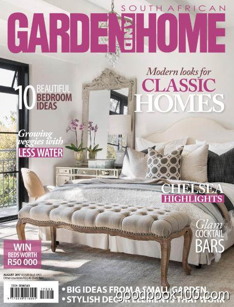 South African Garden and Home – August 2017