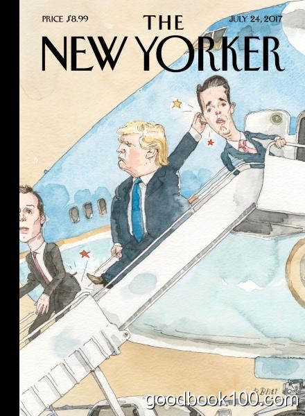 The New Yorker – July 24, 2017