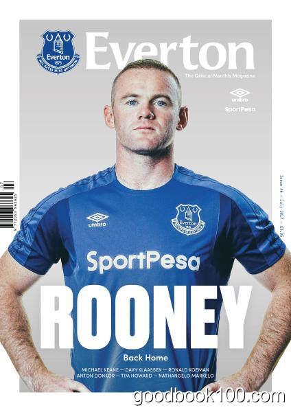Everton Magazine – July 2017