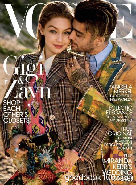 Vogue USA – August 2017
