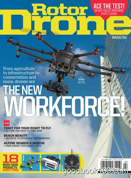 Rotor Drone – July- August 2017