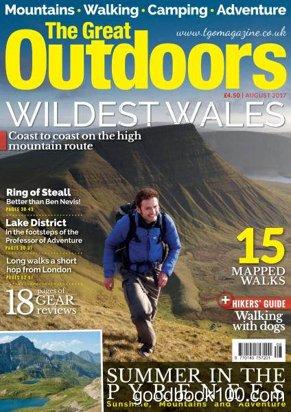 The Great Outdoors – August 2017