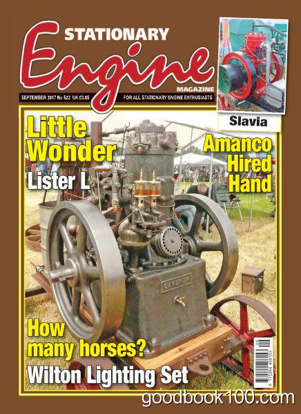 Stationary Engine – September 2017