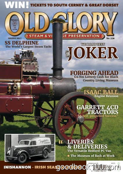 Old Glory – August 2017