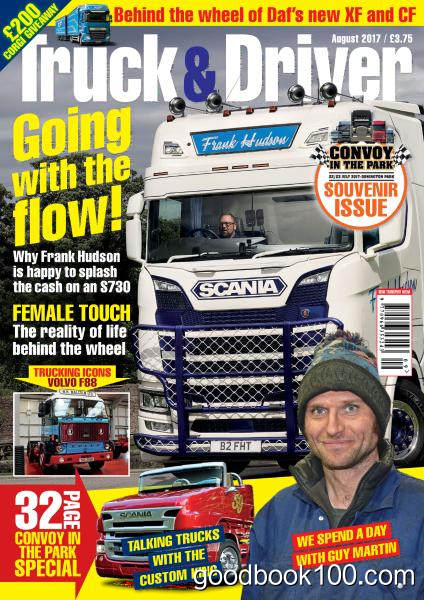 Truck & Driver UK – August 2017