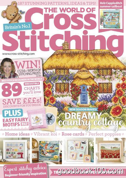 The World of Cross Stitching – September 2017
