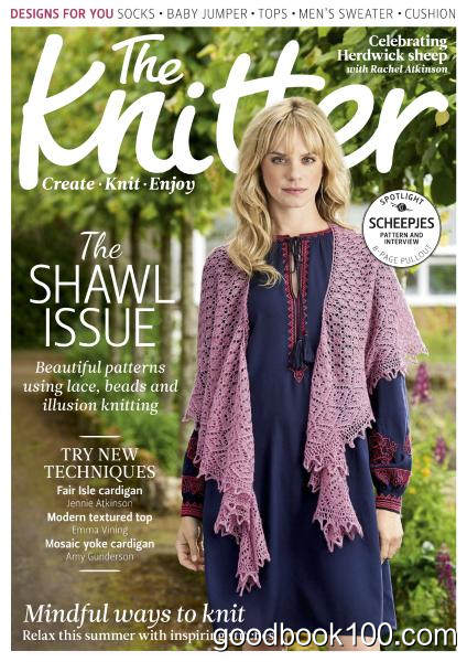 The Knitter – Issue 113 2017