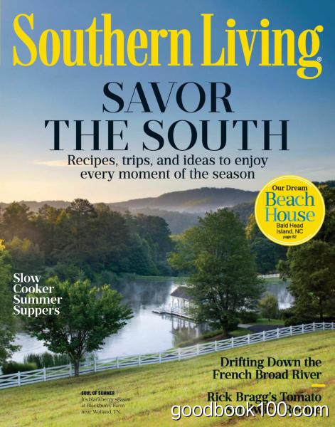 Southern Living – August 2017