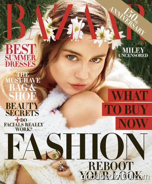 Harper's Bazaar USA – August 2017