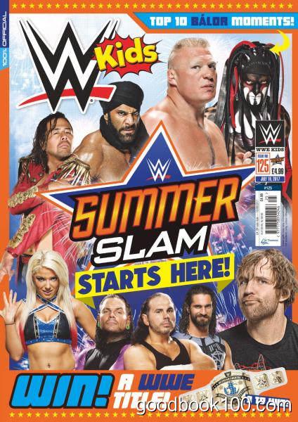WWE Kids – Issue 125 – July 19, 2017