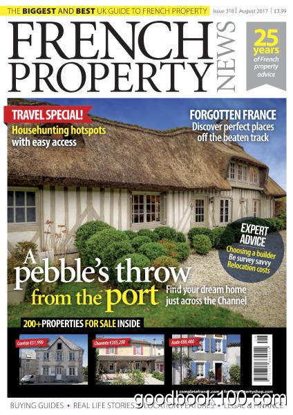 French Property News – August 2017