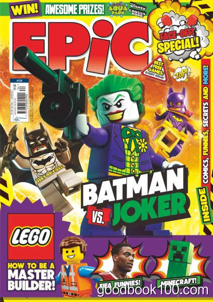 Epic Magazine – Issue 134 2017