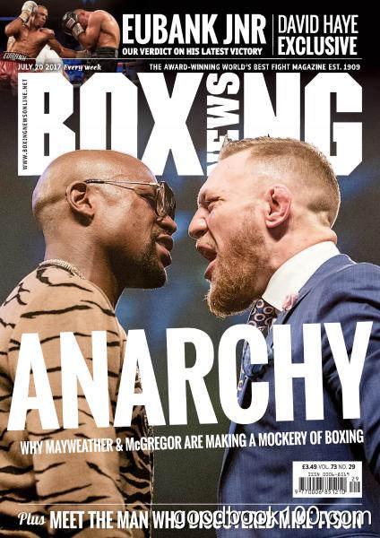 Boxing News – July 20, 2017