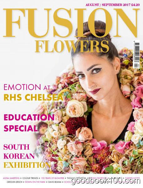 Fusion Flowers – August-September 2017