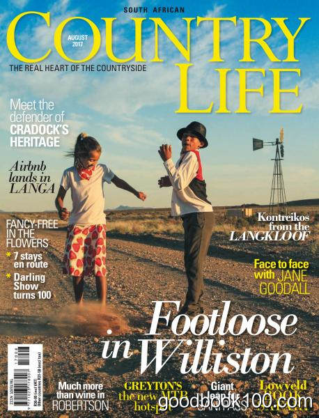 South African Country Life – August 2017
