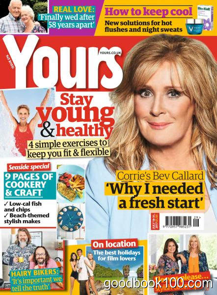 Yours UK – July 18-31, 2017
