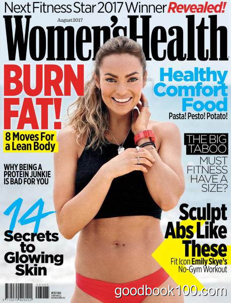 Women's Health South Africa – August 2017