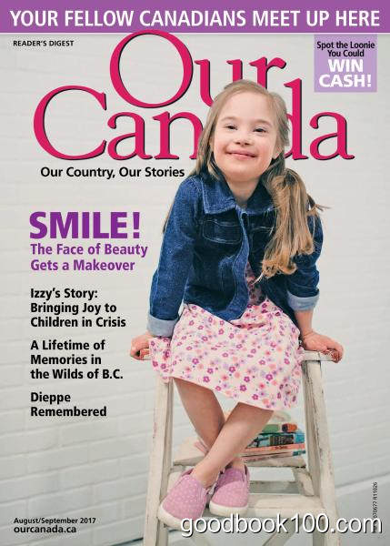 Our Canada – August-September 2017