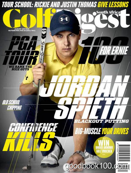 Golf Digest South Africa – August 2017
