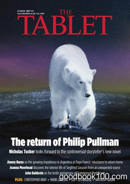 The Tablet – 22 July 2017