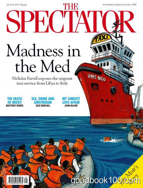 The Spectator – 22 July 2017