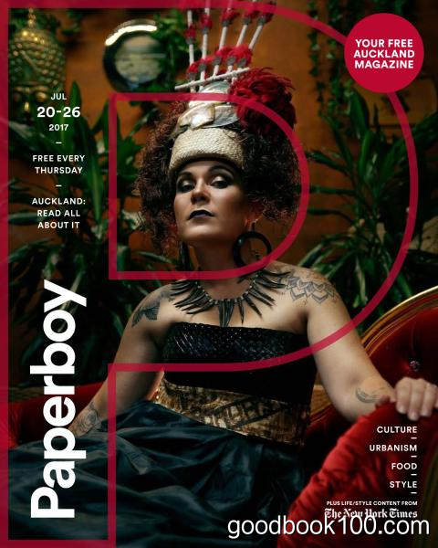 Paperboy – Issue 26 – July 20-26, 2017