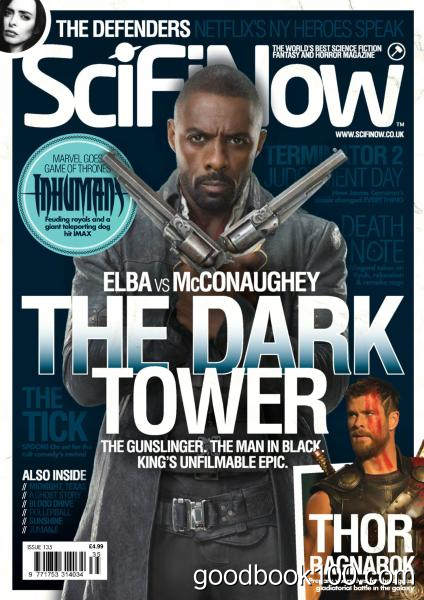 SciFiNow – Issue 135 2017