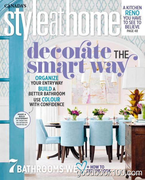 Style at Home Canada – September 2017