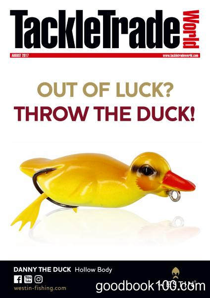 Tackle Trade World – August 2017