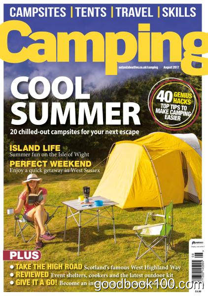 Camping – August 2017
