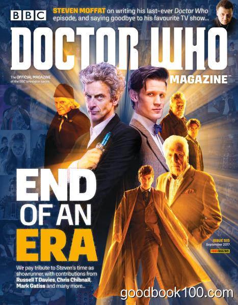 Doctor Who Magazine – September 2017