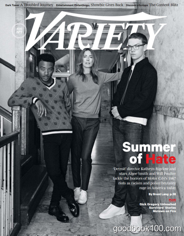 Variety – August 1, 2017
