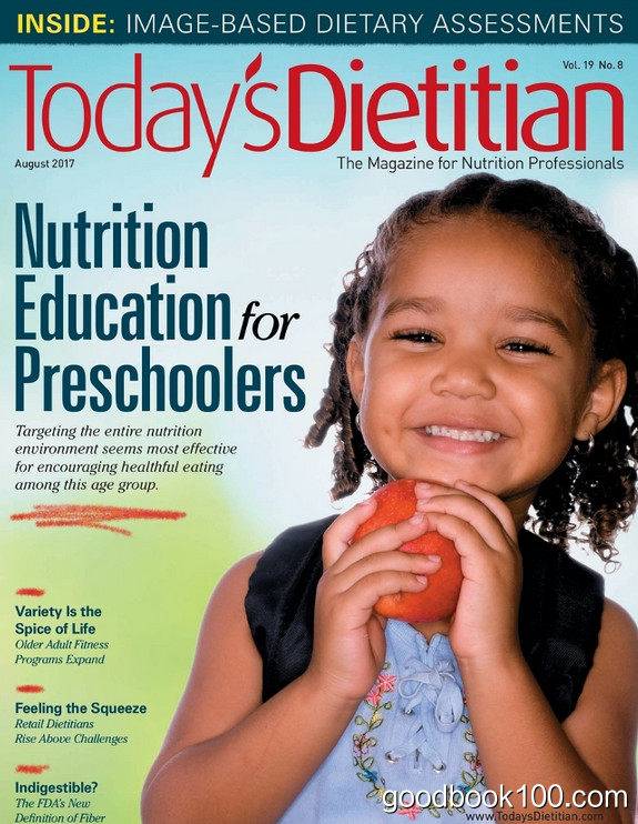 Today's Dietitian – August 2017
