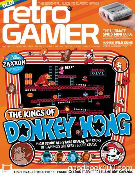 Retro Gamer UK – Issue 171 2017