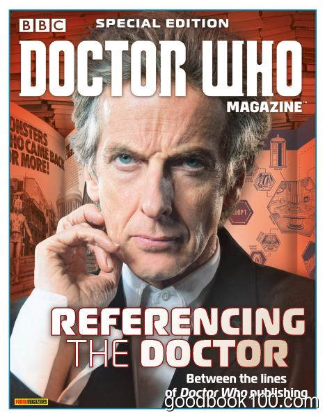 Doctor Who Magazine Special Edition – Referencing The Doctor (2017)