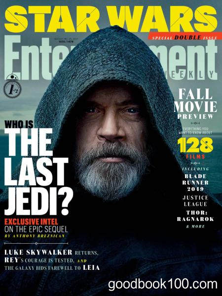 Entertainment Weekly – August 18-25, 2017