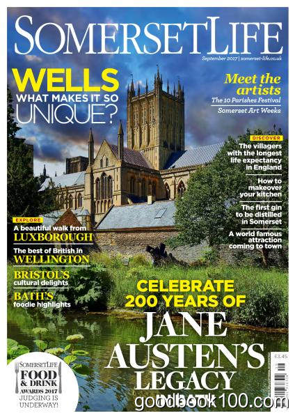 Somerset Life – September 2017